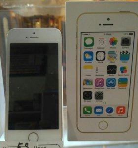 Айфон 5 s на16 гб