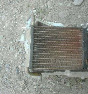 Корпус печки и радиатор печки GX-81