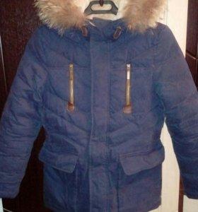 Аляска детская, зима, 8-10л