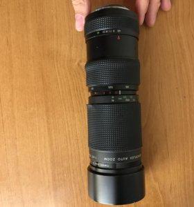 Объектив Beroflex 80-205mm F/4.5