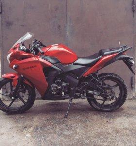 Racer 250cc