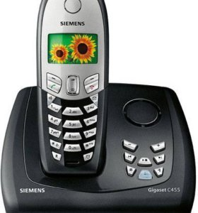 Dect-телефон Siemens Gigaset C455