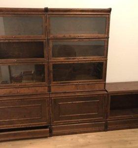 Шкаф для книг, книжный шкаф, финский, библиотека
