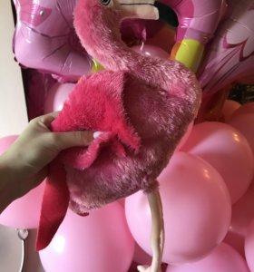 Игрушка фламинго