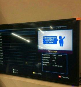 Телевизор dexp 81 см
