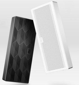 Колонка Bluetooth Xiaomi Square Box Speaker черный
