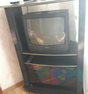 Подставка+телевизор