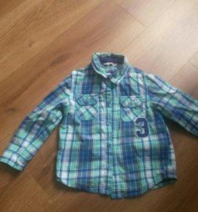 Рубашка Lindex 92-98