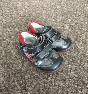 Туфли детские 21 размер