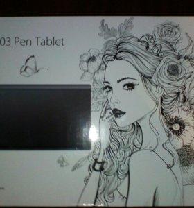 Графический планшет Xp-pen Star 3
