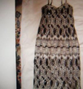 Платье-костюм (вечернее)