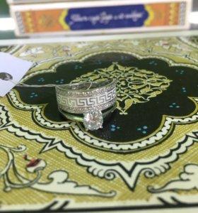 Кольцо серебро 925 💍