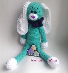 Заяц Зайка Игрушка