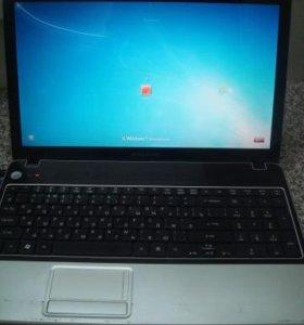Простенький ноутбук,для работы,учёбы.