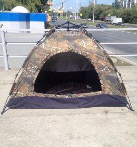 Палатки новые