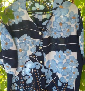 Блуза новая на 54 (2-XXXL)Пакет вещей.