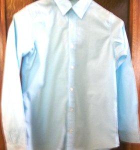 Рубашка подостковая школьная
