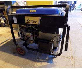Дизельный генератор с функцией сварки TSS-SDW-180