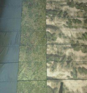 Тканевые коврики в ассортименте