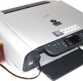 Продам принтер,смпч,краску