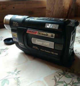 Видео камера кассетная JVC