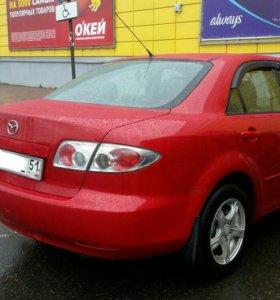 Mazda 6 2004 год