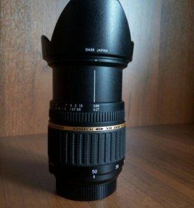 Tamron 17-50 f 2.8 Nikon