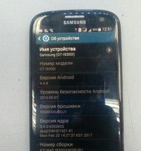 Телефон Samsung s3
