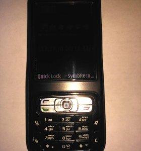 Nokia N73 Music Edition б/у.