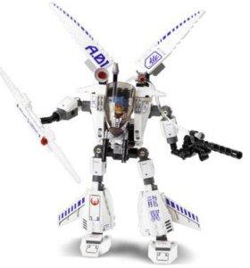 Lego EXO force Охотник-Невидимка (7700)