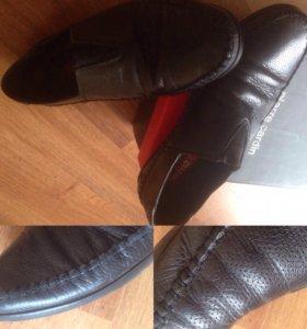 Мокасы и туфли