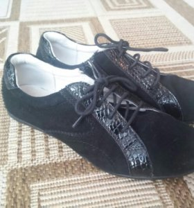 Отличный вариант ботиночек для школы