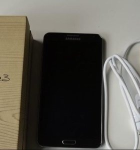 Samsung Galaxy Note 3 SM-N9005 16Gb Black LTE