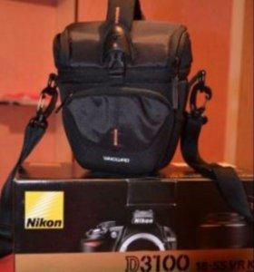 Nikon D3100 Kit 18-55 mm VR