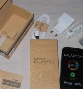 Samsung Galaxy S4 GT-I9505 16Gb Black LTE