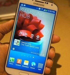 Samsung Galaxy S4 GT-I9505 16Gb White LTE