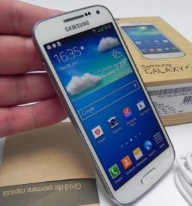 Samsung Galaxy S4 mini GT-I9195 White LTE