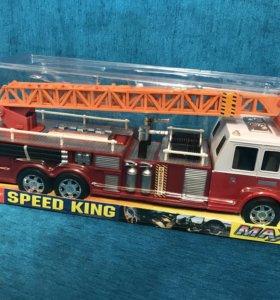 Пожарная машина, игрушка