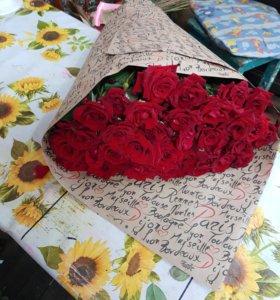 Розы букеты из роз