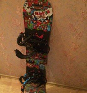 Детский набор сноубордиста