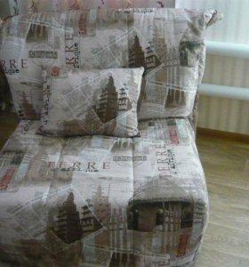 кресло-кровать каркасное