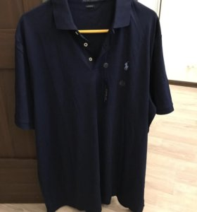 Мужская футболка,Ralph Lauren, оригинал, 52-54р