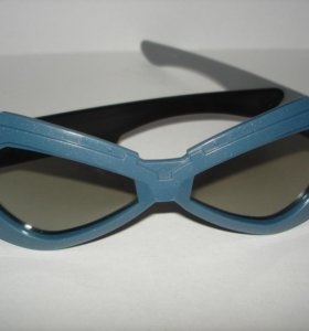 3D-очки Captain America