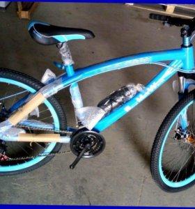 Велосипеды БМВ с спицами и литыми дисками