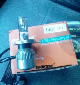 Светодиодные лампы h 4
