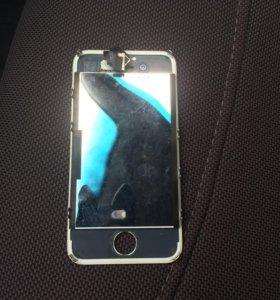 Продам экран на iPhone 4,4s