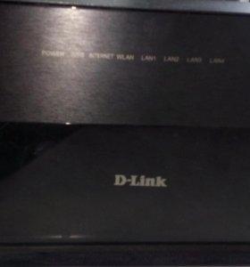 Wi-Fi-роутер D-link DIR-300/A/D1A