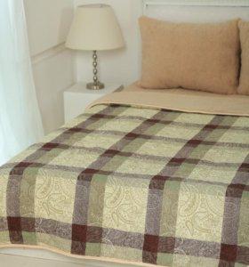 Одеяло из открытой шерсти