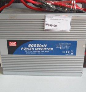 преоброзователь power inverter A301-600F3