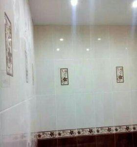 Ремонт ванных комнат,санузлов Плитка-Панели-Сантех